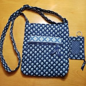 Vera Bradley - Hipster Crossbody Bag & ID Purse